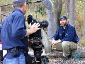 Channel Ten Totally Wild and Seqwater talent
