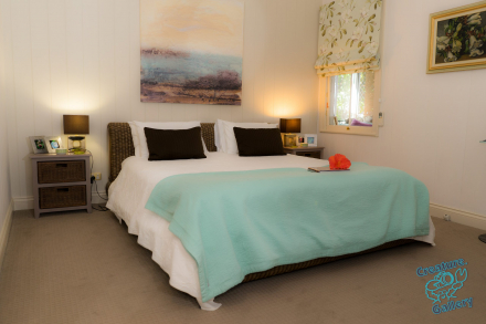 Real estate photo - comfortable bed